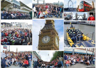 London Tour 2017